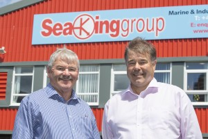 Mr Watson joins Birkenhead-based SeaKing after spending more than two decades in senior management. Picture Jason Roberts