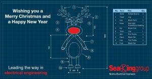 seaking electrical _happy christmas